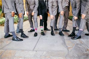 Men in shoes