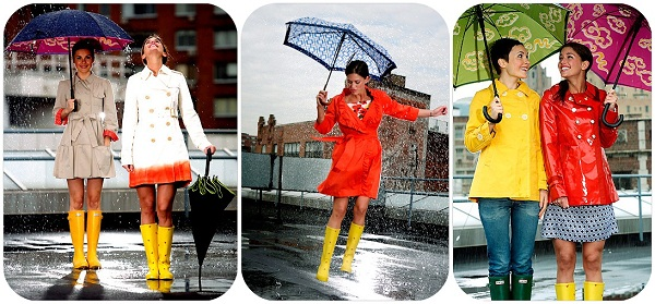 stay stylish in monsoon