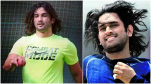 long hair-ms-dhoni