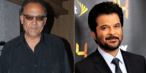 Alok Nath and Anil Kapoor