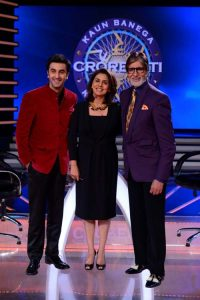 ranbir kapoor to host KBC 9