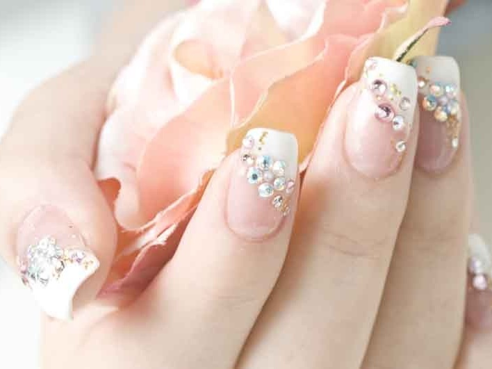 Brides Special: Expert Tips for Nail Extension and Their Maintenance ...