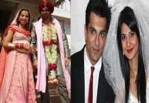 Karan Sing Grover and Jennifer Winget