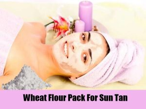 Wheat-Flour-Pack-For Tanning