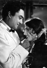 ashok kumar and madhubala