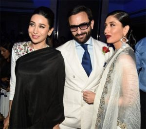 saif ali khan and karishma kapoor