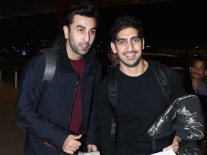 ranbir and ayan