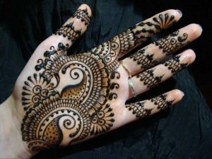 mehendi design new