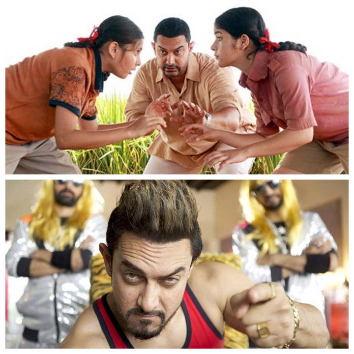 Dangal vs Secret Superstar - Collage 1