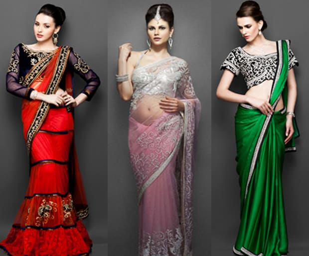 Saree-draping-place