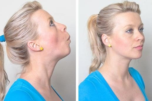 how to get a jawline female