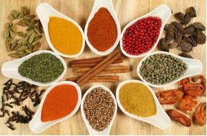 navratri special food - Herbs and spices
