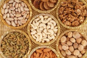 eat in navratri fast - Dry fruits