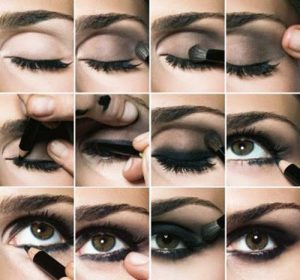 smokey eye makup tips
