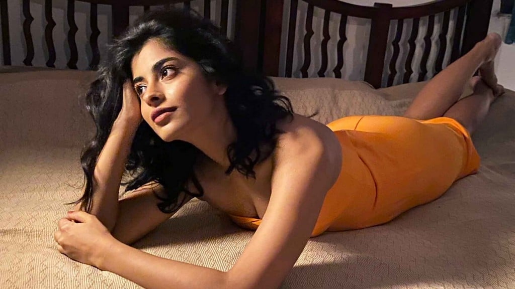 Nepotism-free Anisha Victor Lands On The Digital Cover Of Filmfare