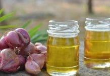 onion oil benefits
